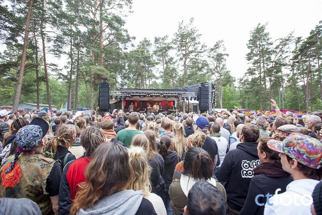 Fastpoholmen på Öland Roots 2015