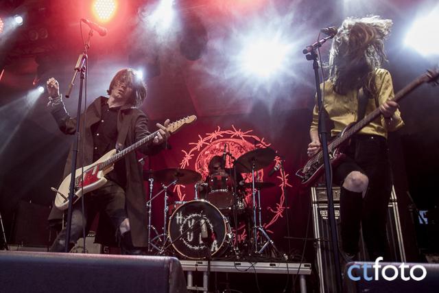 Hurula på ängen-scenen, Emmabodafestivalen 2015