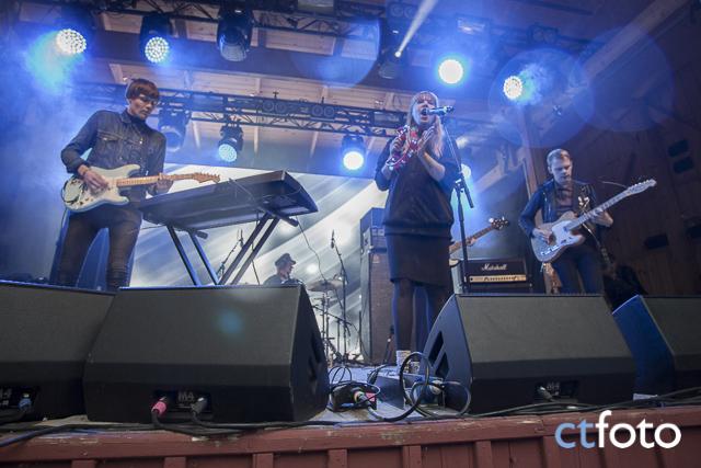 Makthaverskan på skogen-scenen, Emmabodafestivalen 2015