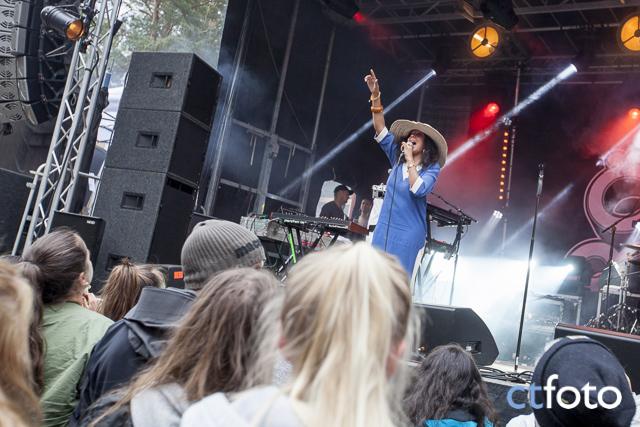 Mapei på Öland Roots 2015
