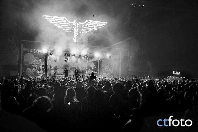 Maskinen på Ängen-scenen, Emmbodafestivalen 2015