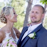 Malin & Calles Bröllop