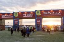 Ett gäng konsertbilder från Bråvallafestivalen 2017